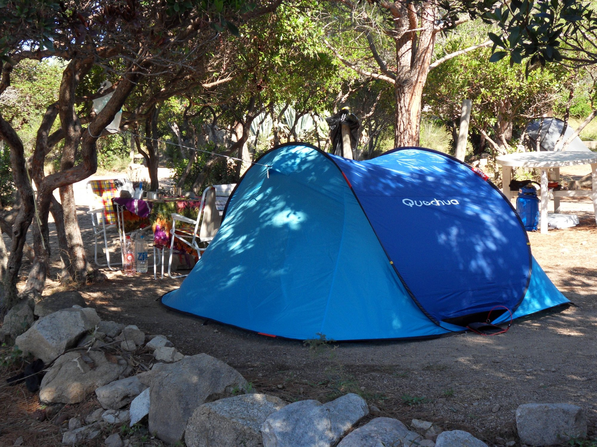 Camping corse reservation emplacement