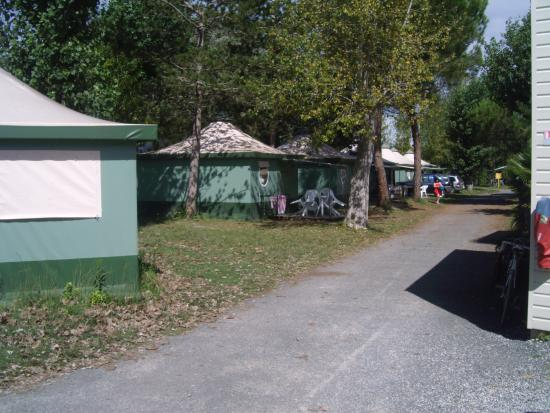Clairefontaine les campeoles camping mobilhome 16 rue du colonel lachaud 17200 royan
