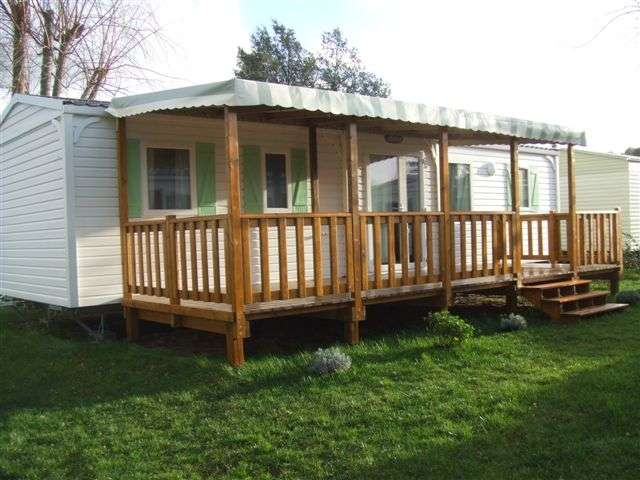 Terrasses mobilhome