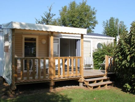 Belle rive holidays&co camping mobilhome cours antelme 30490 montfrin