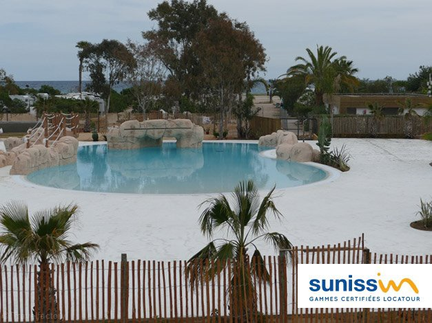 Camping espagne avril