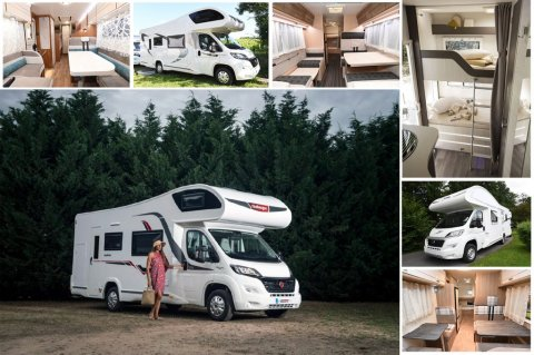 Camping car occasion 7 places carte grise