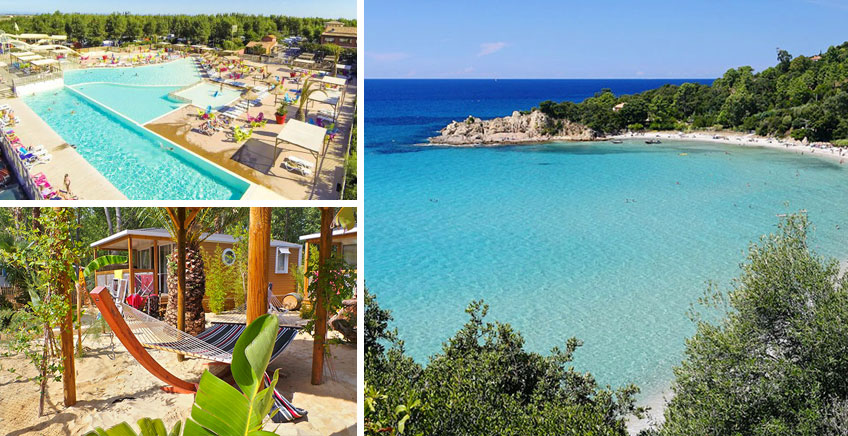 Camping espagne plage