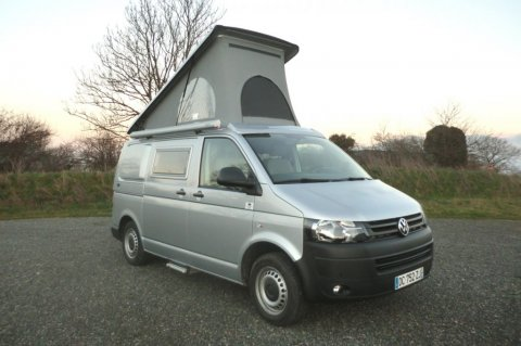 Camionnette camping car