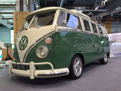 Camping car combi volkswagen occasion