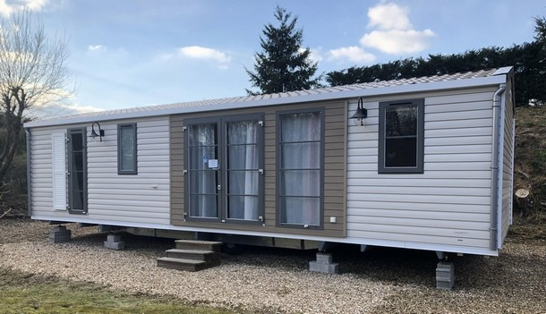 Mobil home occasion pro