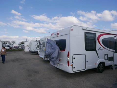 Housse velo camping car occasion