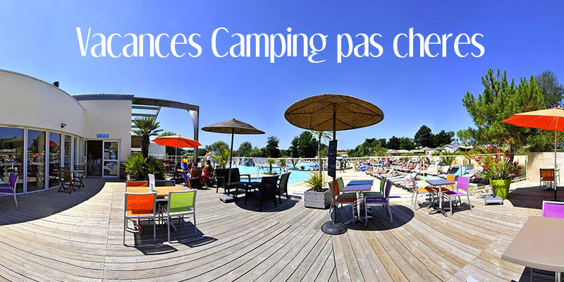 Vacances location camping pas cher