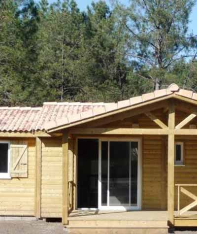 Mobil home sud ouest