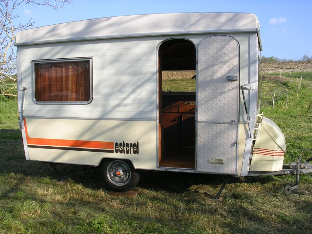 Caravane esterel supermatic