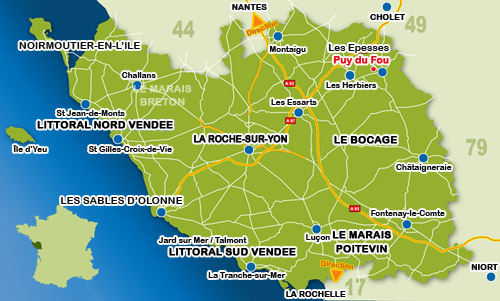 Vacance camping vendee pas cher