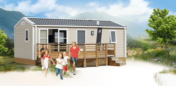 Mobil home occasion avec emplacement