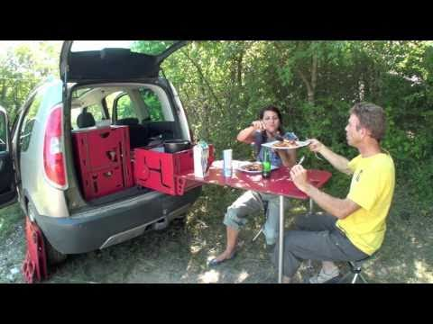 Video camping car youtube