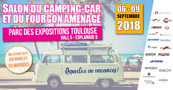 Camping car fourgon occasion toulouse