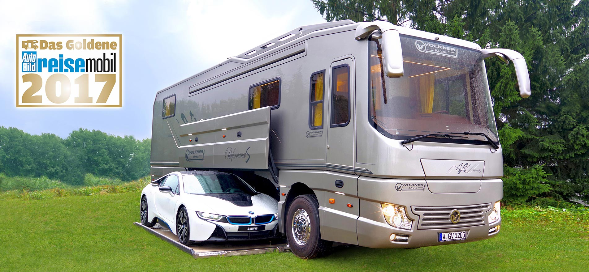 Camping car volkner occasion