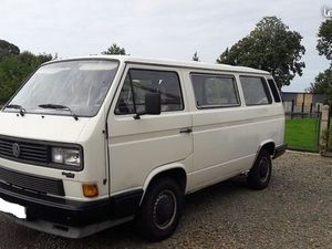 Camping car volkswagen t3 occasion