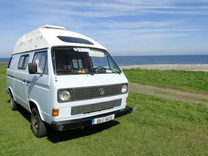 Camping car van occasion particulier