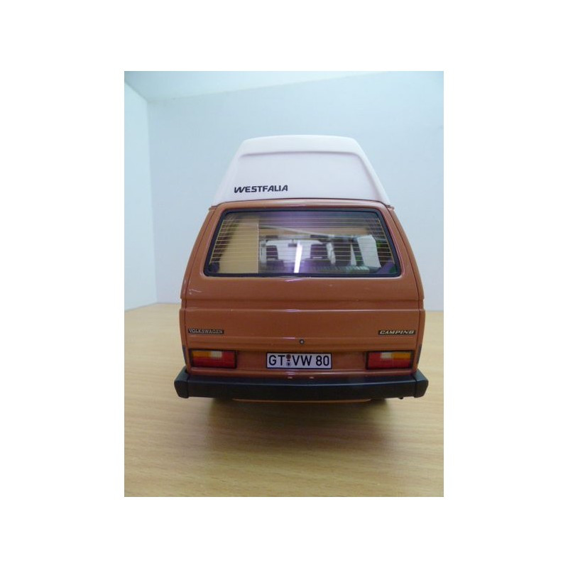 Volkswagen transporter camping car occasion
