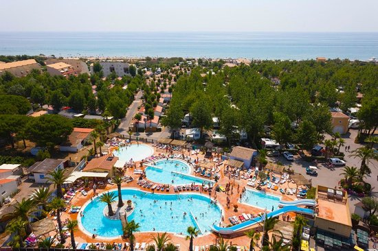 Camping nouvelle floride camping narbonne plage