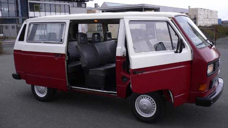 T3 camping car occasion