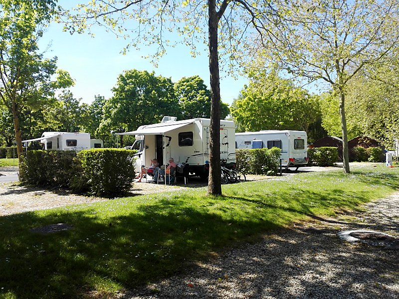 Bourges camping car