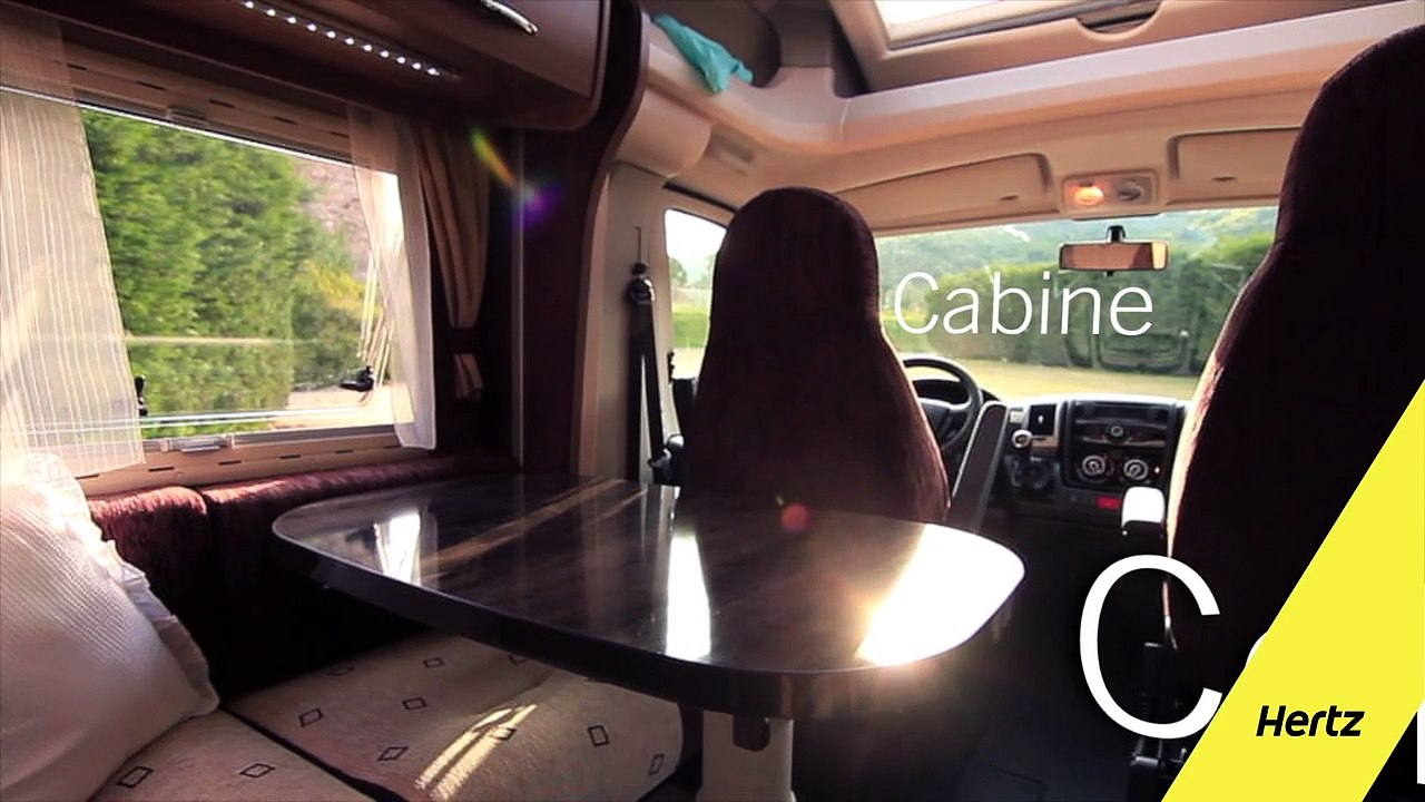 Hertz occasion camping car