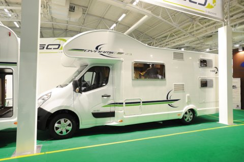 Camping car xgo dynamic 23 camping car occasion oise