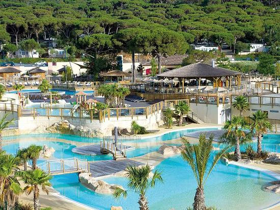 Camping mobilhome route des plages cd 93 83350 ramatuelle