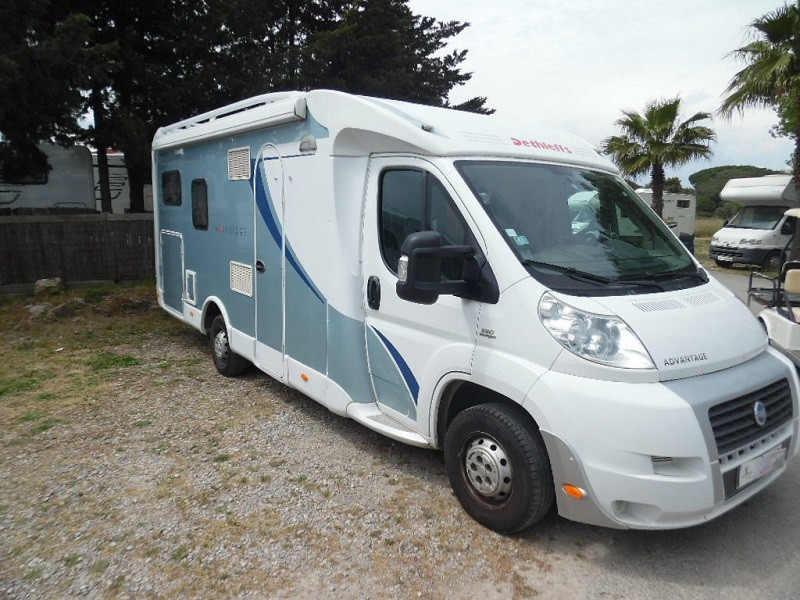Achat camping car occasion paca